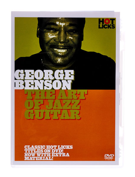 Hot Licks George Benson The Art of Jazz