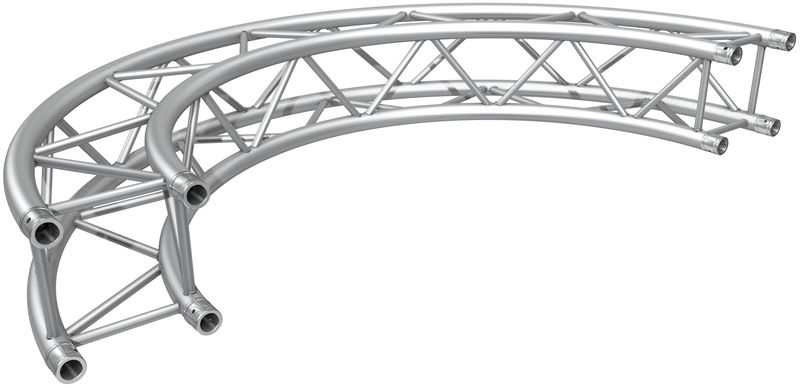 Global Truss F34R10-180 Circ. Element Ø2,0m