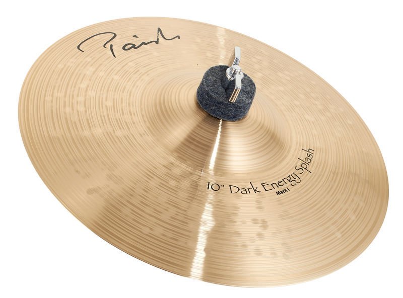 "Paiste 10"" Signature Dark Energy MK1"