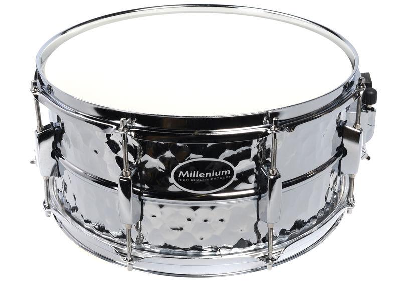 "Millenium 14""x6,5"" Hammer Steel Snare"