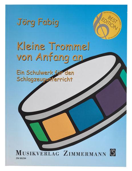 Kleine Trommel Von Anfang An Zimmermann Verlag