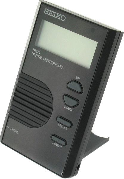 Seiko DM-71 BK