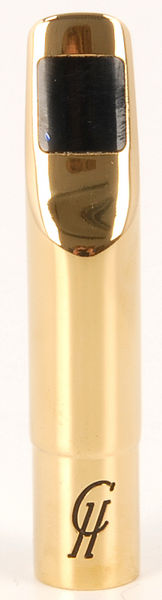 Christoph Heftrig Tenor Mouthpiece 8+ GD