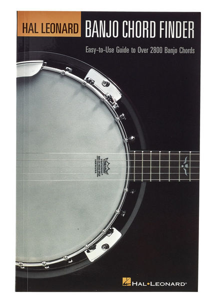 Music Sales Banjo Chord Finder