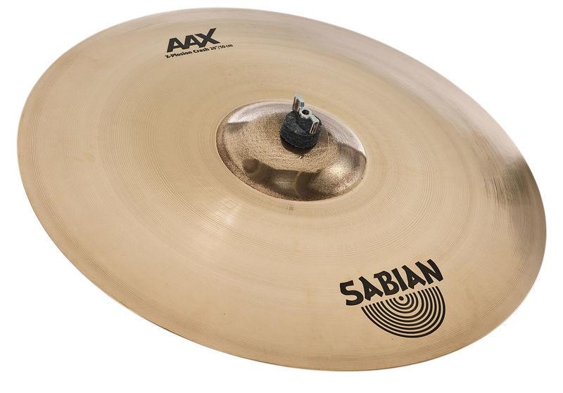 """Sabian 20"""" AAX AAXplosion Crash"""