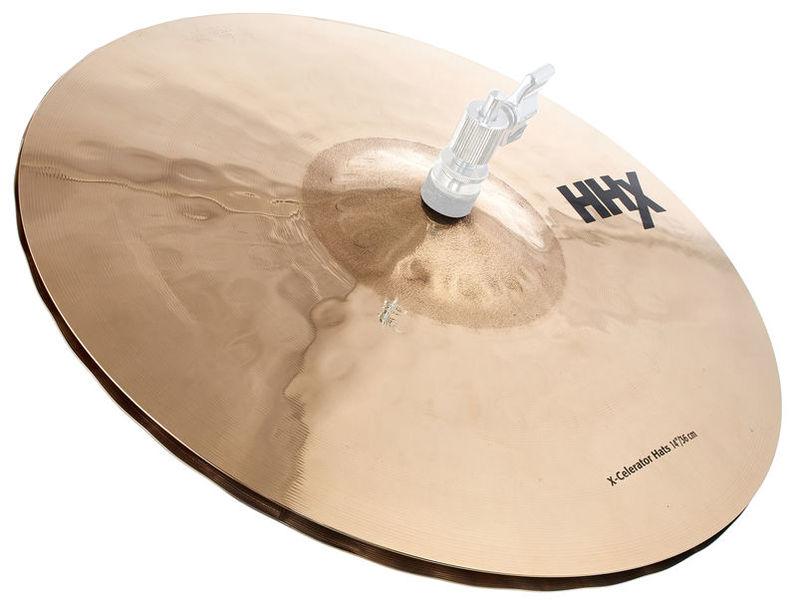 "Sabian 14"" HHX X-Celerator Hi-Hat"