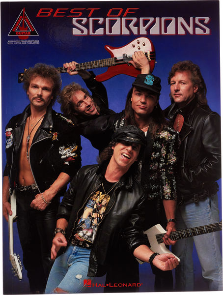 Music Sales Scorpions Best of