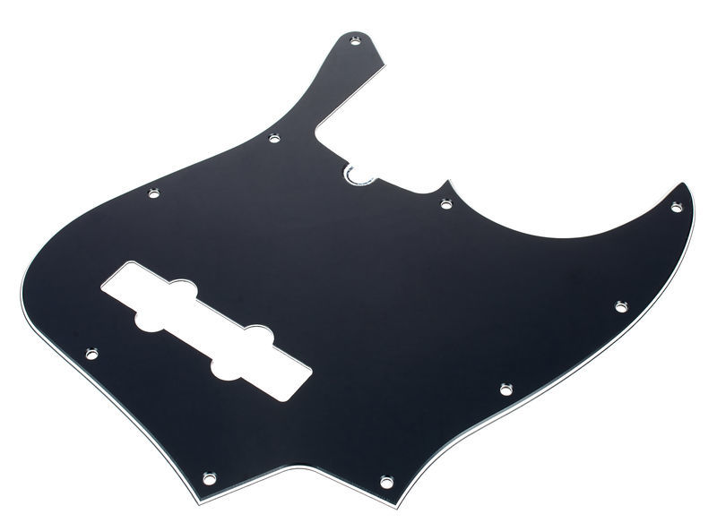 Fender JPickguard 10Whole 3ply BK