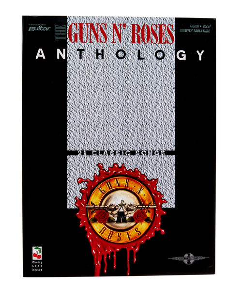 Cherry Lane Music Company Guns n Roses Anthology