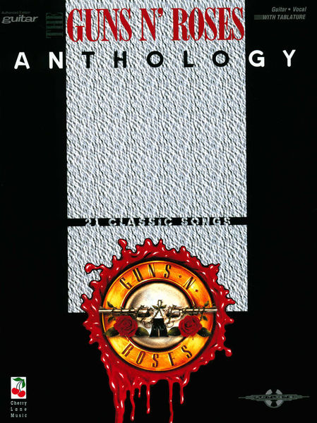 Guns n' Roses Anthology Cherry Lane Music Company