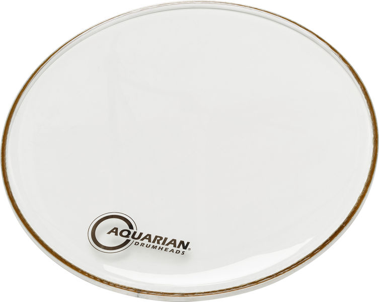 "Aquarian 20"" Classic Clear Bass Drum"