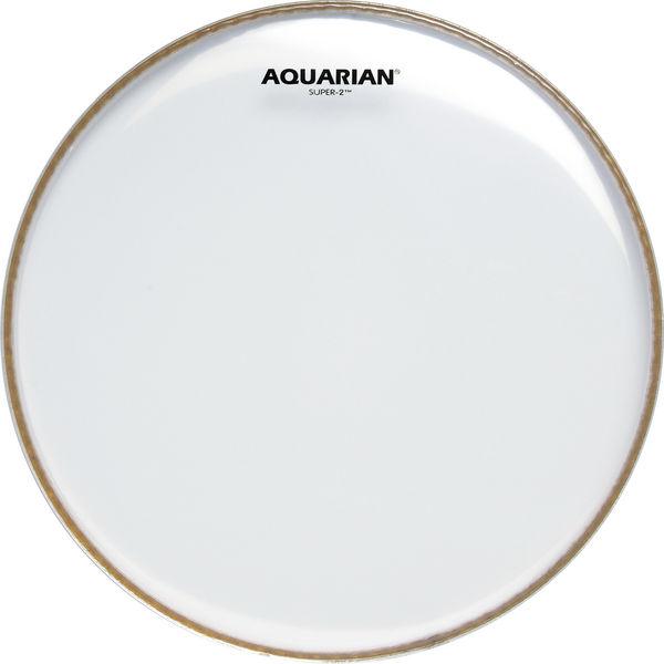 """Aquarian 16"""" Super 2 Clear"""