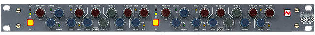 AMS Neve 8803 Stereoequalizer