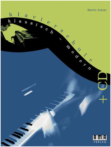 AMA Verlag Klavierschule Klassisch-Modern