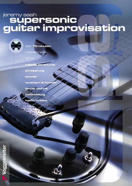 Voggenreiter Supersonic Guitar Improvisatio