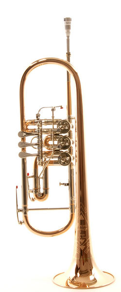 Josef Lidl LTR-735 Bb-Trumpet