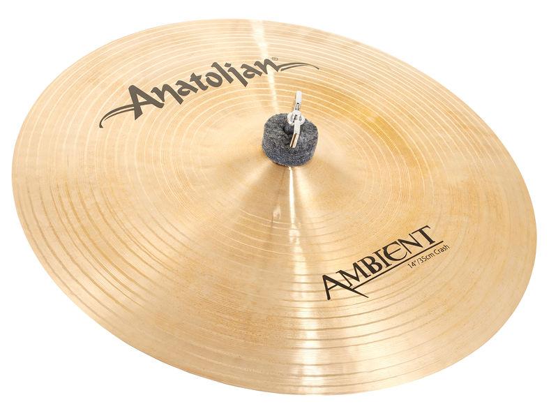 "Anatolian 14"" Crash Ambient Series"