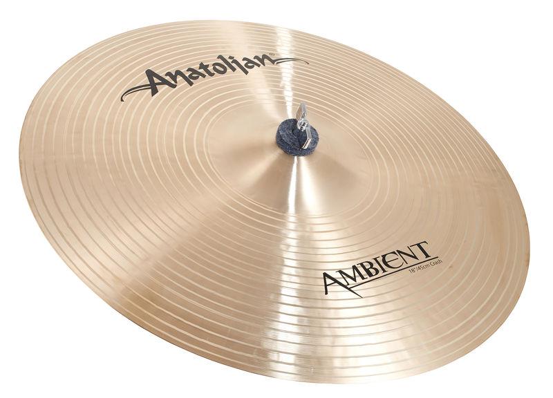 "Anatolian 18"" Crash Ambient Series"
