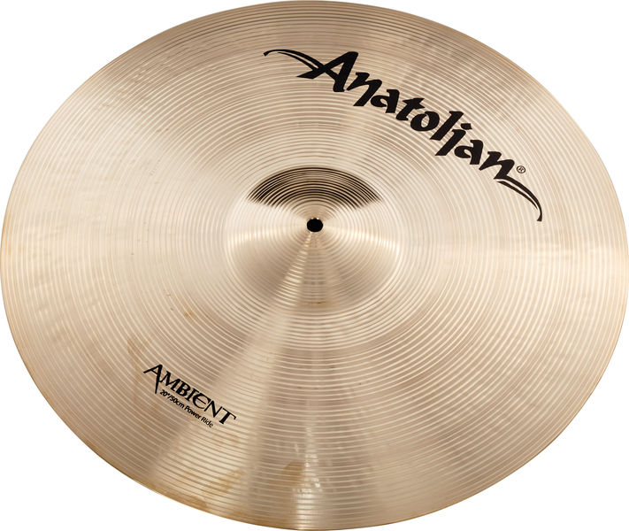 "Anatolian 20"" Power Ride Ambient Series"