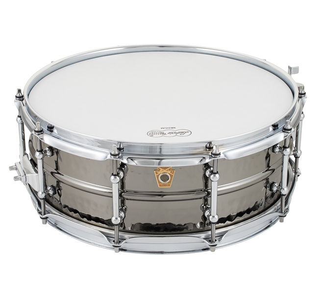"Ludwig LB416KT 14""x5"" Black Beauty"