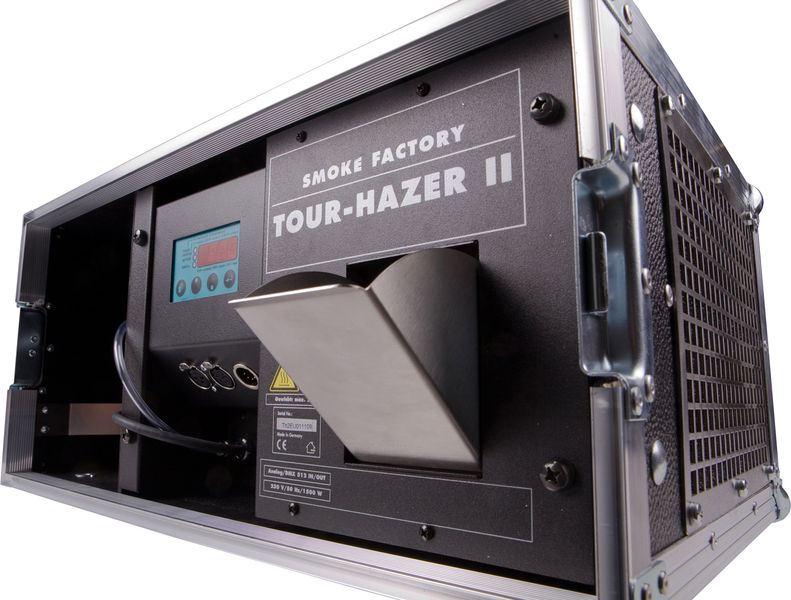 Smoke Factory Tour Hazer II-A Amptown