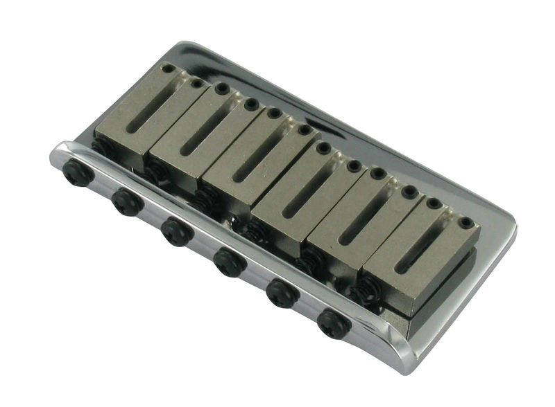 Fender Hardtail Bridge Chrome