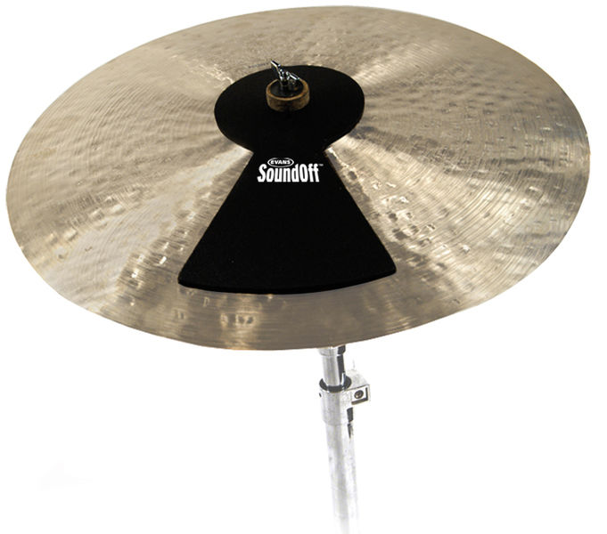 Evans SO-Cym Sound Off Damper