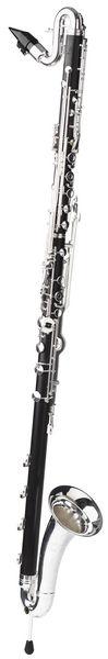 F.A. Uebel 740 B- Bass Clarinet Tief C