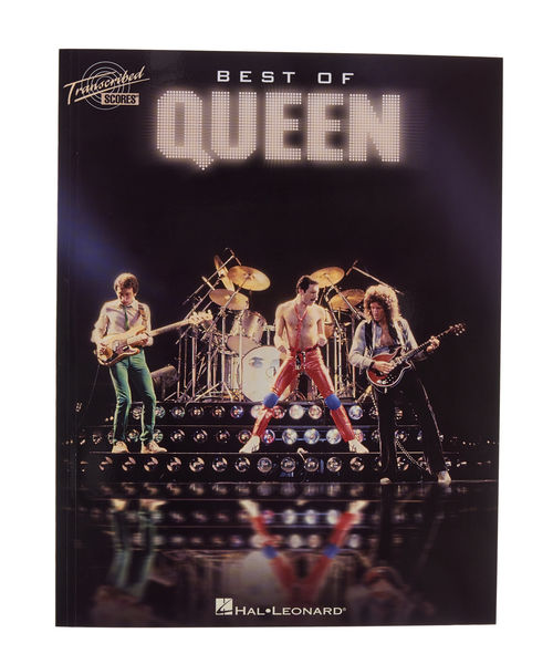 Scores Queen Best of Hal Leonard