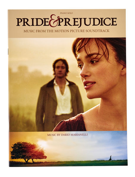 Wise Publications Pride & Prejudice f. Piano
