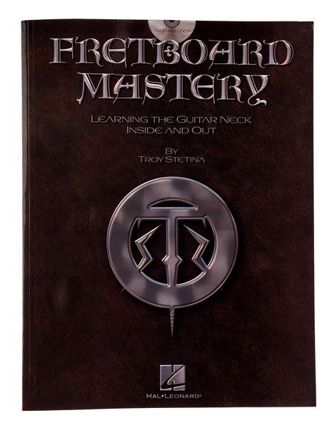 Fretboard Mastery Hal Leonard