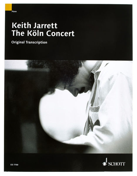 Schott Keith Jarrett The Köln Concert