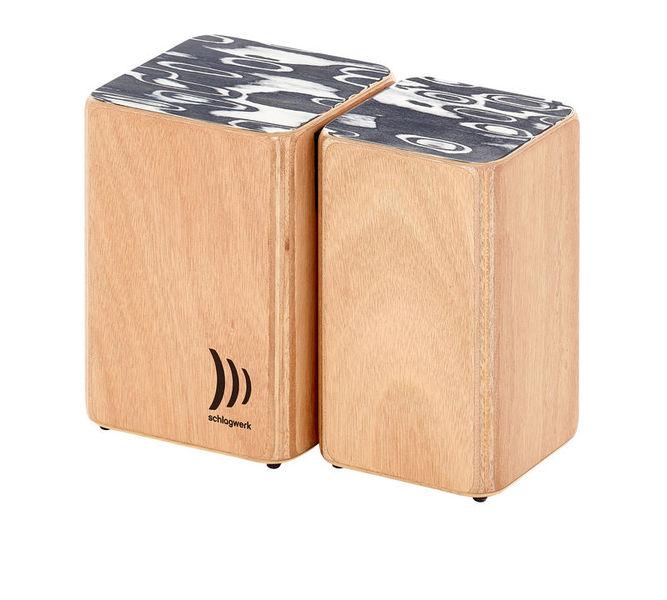 Schlagwerk WBS200 Wooden Bongos