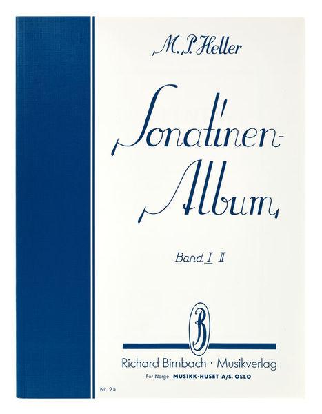 Musikverlag Richard Birnbach M.P. Heller Sonatinenalbum 1