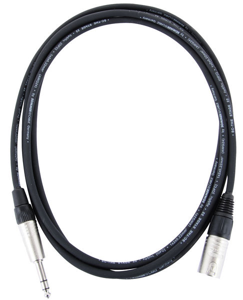 Sommer Cable Stage 22 SG04-0250-SW