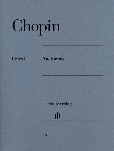 Henle Verlag Chopin Nocturnes