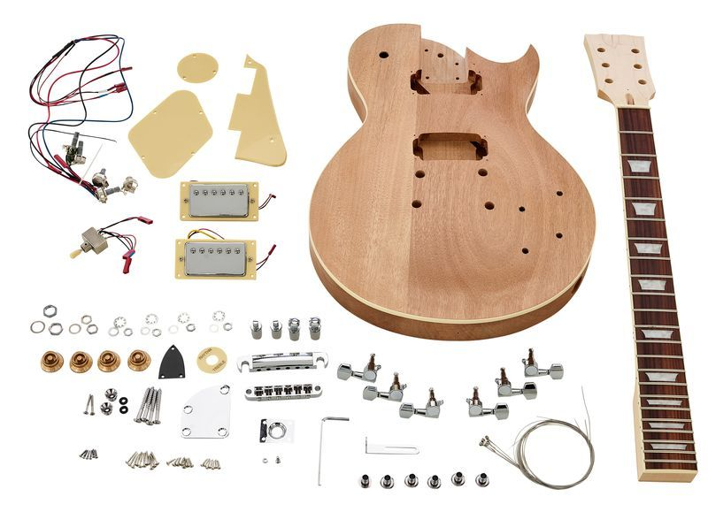 Harley Benton Electric Guitar Kit Single Cut Thomann United States