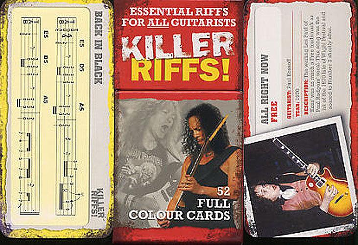 Music Sales Killer Riffs English