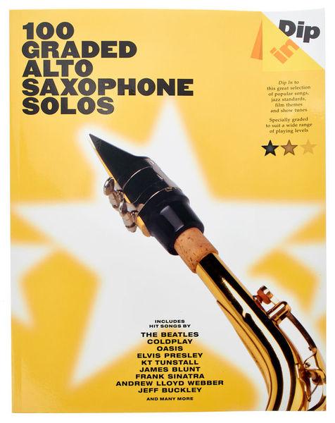 100 Graded Alto Saxophone Hal Leonard