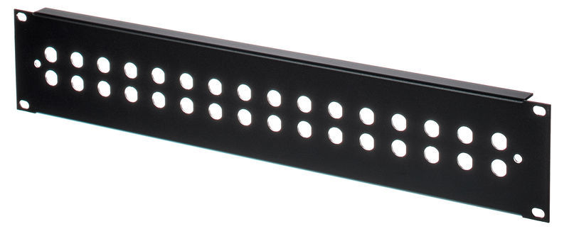 Thon Rack Panel 2U 32BNC