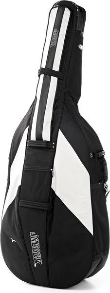Jaeger Double Bass Bag 4/4 BK/AN