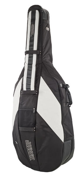 Jaeger Double Bass Bag 3/4 BK/AN