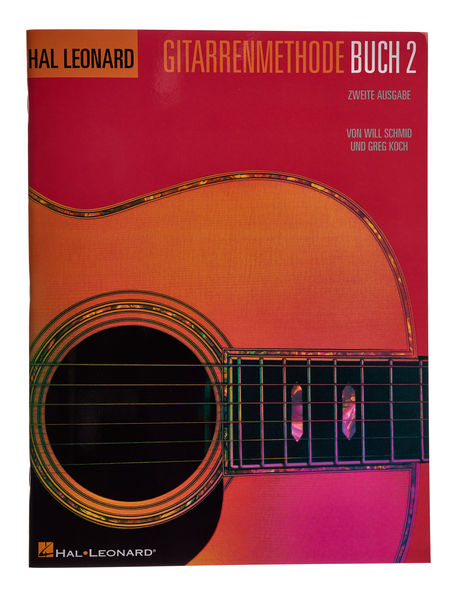 Hal Leonard Gitarrenmethode Buch 2