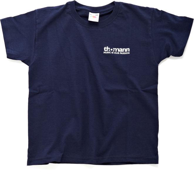 "Thomann Kids T-Shirt ""www...."" 116 BL"