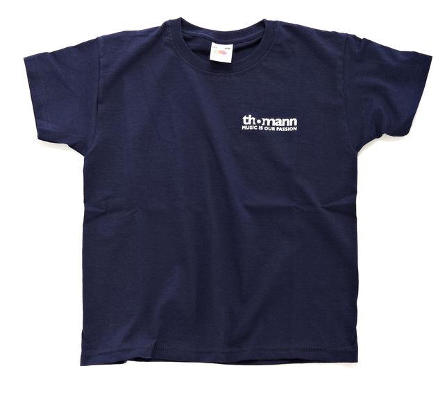 "Thomann Kids T-Shirt ""www..."" 140 BL"