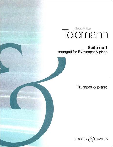 Boosey & Hawkes Telemann Suite No.1 Trumpet