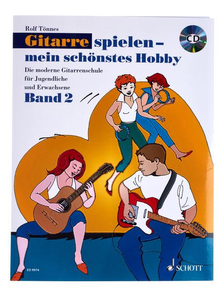 Gitarre Spielen Hobby 2 Schott