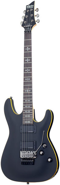 Schecter Diamond Demon 6 FR SBK