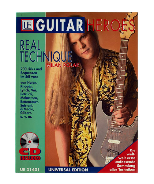Universal Edition Guitar Heroes