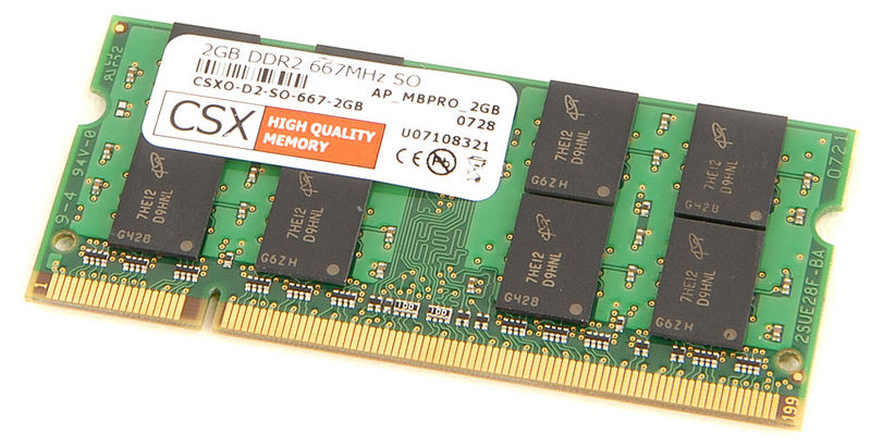 Thomann So Dimm 2 Gb DDR2 667MHz